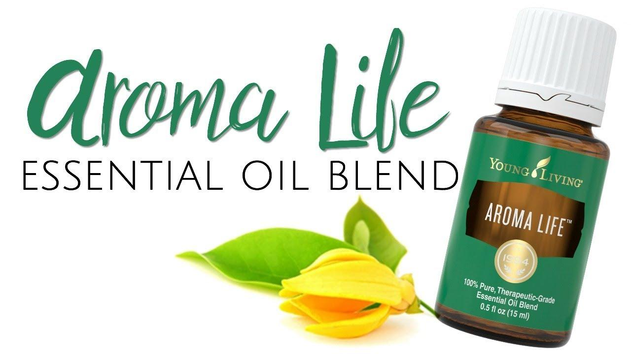 AROMA LIFE EESENTIAL OIL
